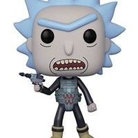 Funko Pop Animation Morty-Prison Escape Rick Collectible Figure
