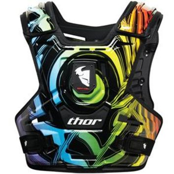 Thor Motocross Sentinel Ripple Protector - Dirt Bike Motocross - Motorcycle Superstore