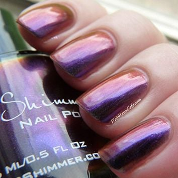 Pigment Of My Imagination Multichrome Nail Polish- 0.5 oz Full Sized Bottle