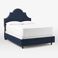 POLLY UPHOLSTERED BED