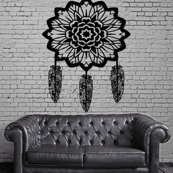 Decal Dream Catcher Dreamcatcher Ornament American Native For Bedroom Unique Gift (z2810)