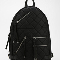 Urban Outfitters - Deena & Ozzy Multi-Zip Quilted Backpack