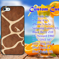 colorful giraffe skin case for iPhone 4/4s, iPhone 5/5s, iPhone 5c, samsung galaxy s3,s4, BlackBerry z10, LG Nexus 4, iPod , HTC One