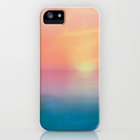 Ombre Sunset iPhone & iPod Case by  Alexia Miles Photography
