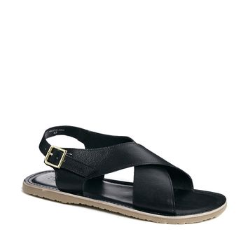 Dune Leather Sandals