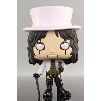 Funko Pop Rocks, Alice Cooper #68