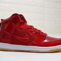 Nike Dunk SB High Chicago 881758-010