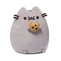 Pusheen W/ Cookie Plush PLSH TOY