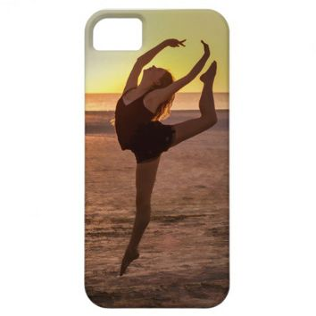 Ballet on the Beach iPhone 5 Casemate Case from Zazzle.com