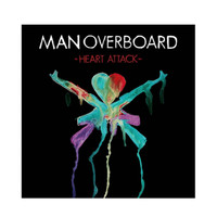 Man Overboard - Heart Attack Vinyl LP