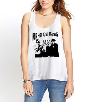 Red Hot Chili Peppers New Womens Tank Top *