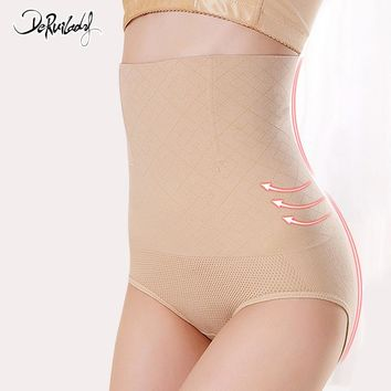 DeRuiLaDy 360-Degree Stereo Shape Waist Trainer Comfortable Bodysuit Strong Effective Body Shaper Sexy Standard Control Panties