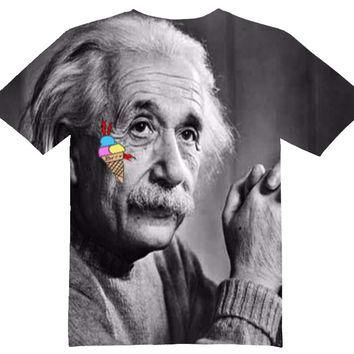 Gucci Einstein Tee Shirt