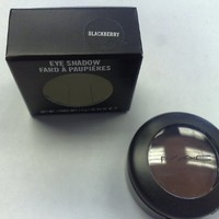 MAC Eye Shadow Blackberry