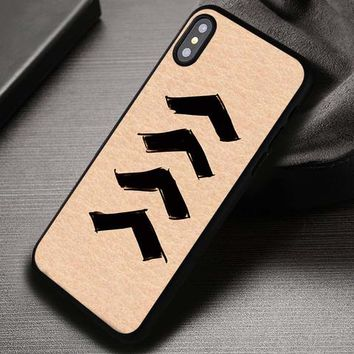 New Arrows Tattoo Liam Payne One Direction Harry Styles - iPhone X 8+ 7 6s SE Cases & Covers #iPhoneX