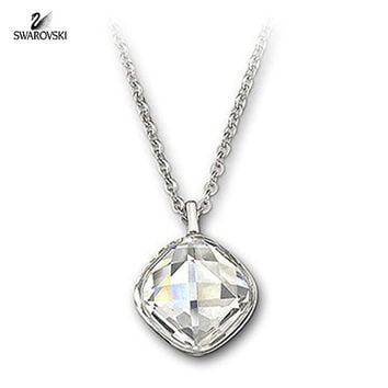 Swarovski Clear Crystal LEA Pendant Necklace #5030706