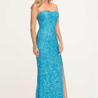 Scala 47550 at Prom Dress Shop