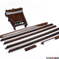 Volkswagen Jetta V 2.5 Search SiteSearch Dash Kit - 1K1867408A4BA - Burr Walnut Woodgrain Dash Kit - ES#259480