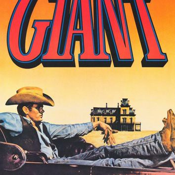 Giant 27x40 Movie Poster (1956)