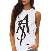 ASL T-Shirt (Sleeveless)