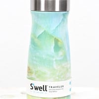 S'well Bottle: Opal Marble Traveler Collection {16 oz}