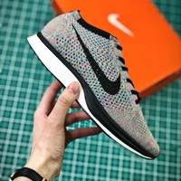 Nike Air Zoom Mariah Flyknit Racer Multicolor Sport Running Shoes - Best Online Sale