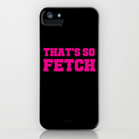Mean Girls iPhone & iPod Case by Maria Giorgi
