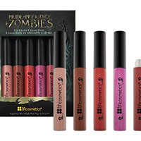BH Cosmetics Pride + Prejudice + Zombies Lip Gloss Collection