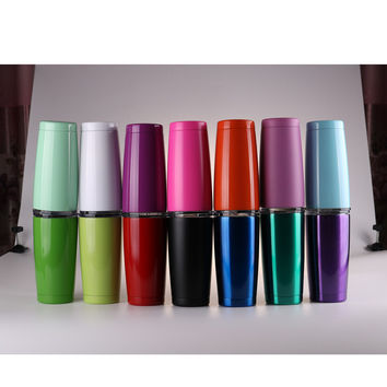 20oz Ramble Double Walled 304 Stainless Steel Tumbler Vacuum insulation Cup Travel Mug Insulated Tumbler Coffee/Beer Cup