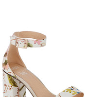 Shoes   Multi The Hatton Heels   Oasis