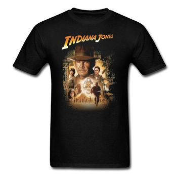 e4d70f73192 NEW RAIDERS OF THE LOST ARK INDIANA JONES 80 S CULT MOVIE FILM T