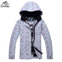 Women snowboard jacket