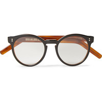 Cutler and Gross - Round-Frame Acetate Optical Glasses | MR PORTER