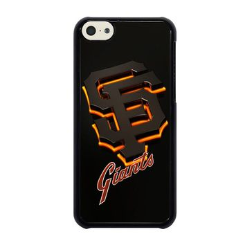 SAN FRANCISCO GIANTS 5 iPhone 5C Case Cover