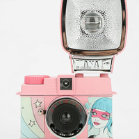 Lomography X Tara McPherson Mini Diana Flash Camera - Urban Outfitters