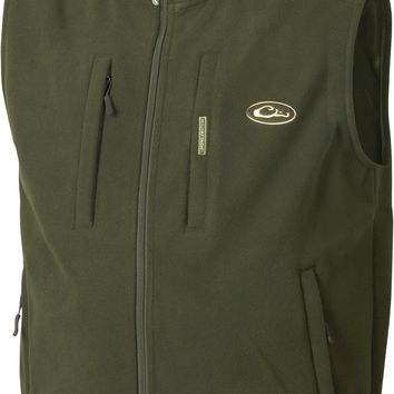Drake Waterfowl - Youth Young Guns Windproof Layering Vest - Olive
