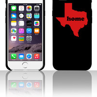 texas home sweet home 5 5s 6 6plus phone cases