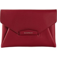 Givenchy Medium 'antigona' Clutch - Tessabit - Farfetch.com