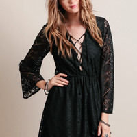 Steal My Heart Lace Dress