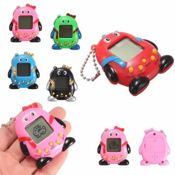 Tamagotchi Electronic Pets Toys 90S Nostalgic 168 Pets in One Virtual Cyber Pet Toy
