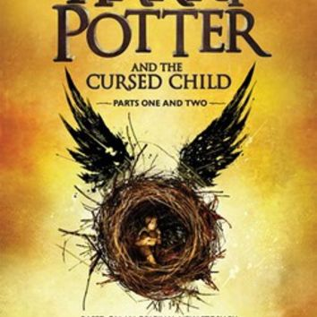 Harry Potter and the Cursed Child Parts I & II (Special Rehearsal Edition): J.K. Rowling: 9781338099133:
