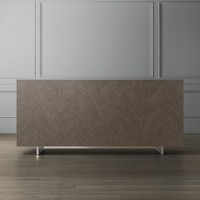 Piccadilly Pebble Console