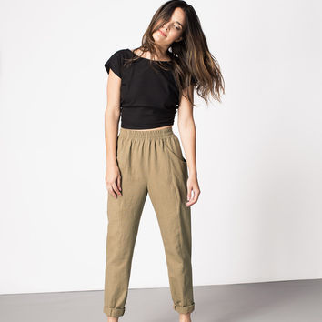 Clyde Work Pant – Elizabeth Suzann