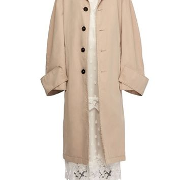 Burberry Oversize Trench Coat | Nordstrom