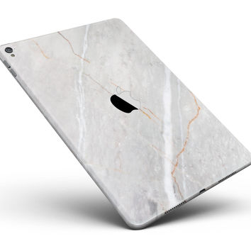 """Slate Marble Surface V8 Full Body Skin for the iPad Pro (12.9"""" or 9.7"""" available)"""