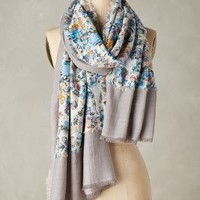 Rose & Rose Baillou Scarf in Grey Size: One Size Scarves