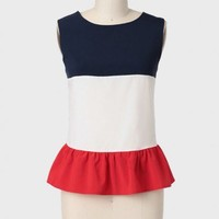 this land is ours peplum top at ShopRuche.com