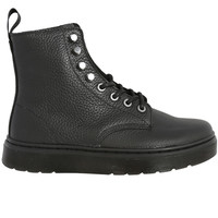 Disc Montreal Lux Leather Boot by Dr. Martens
