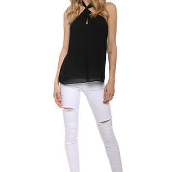 Decker City Lights Top