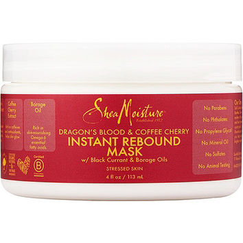 Dragons Blood & Coffee Cherry Instant Rebound Mud Mask